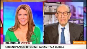 Greenspace: Bitcoin is a bubble